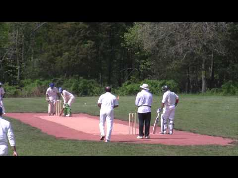 CLNJ 2015 Season: Stars Cricket Club (batting) vs Holmdel Cr