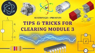 Gambar cover TIPS & TRICKS FOR MODULE 3  AVIATION A2Z © 