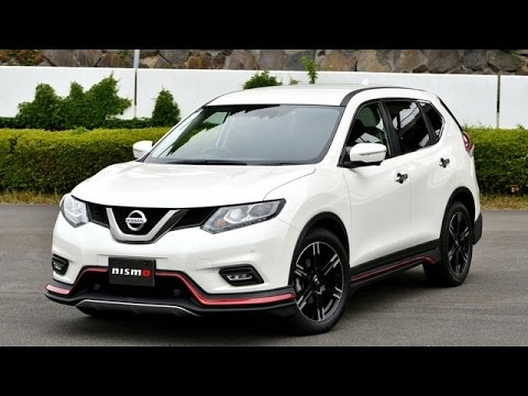 nissan xtrail nismo performance package youtube. Black Bedroom Furniture Sets. Home Design Ideas