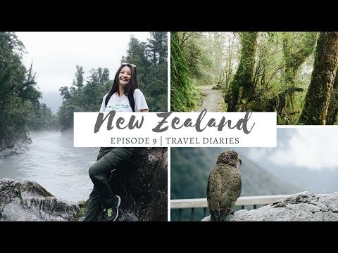 Stop #9 New Zealand South Island  | Solo Travel Vlog