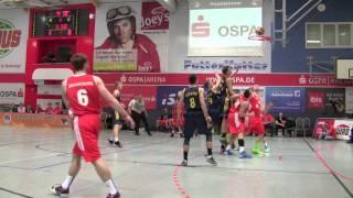 14.03.2014 SEAWOLVES TV - Highlights - Rostock SEAWOLVES vs. ALBA Berlin