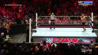 SHE SAID YES !!! WWE Raw live 12/10/2015