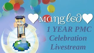 ♥мαηgℓє∂♥ 1 YEAR PMC Celebration