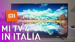XIAOMI Mi TV 4 presto in ITALIA... in attesa della SERIE 5