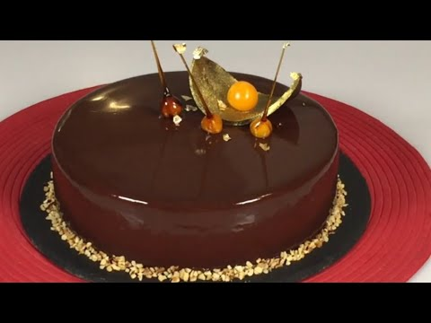 Torta Royal o Trianon / Royal or Trianon cake from YouTube · Duration:  13 minutes 31 seconds