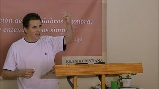 Una Iglesia que camina hacia la madurez   - Jose Luis Peralta - 22.12.13