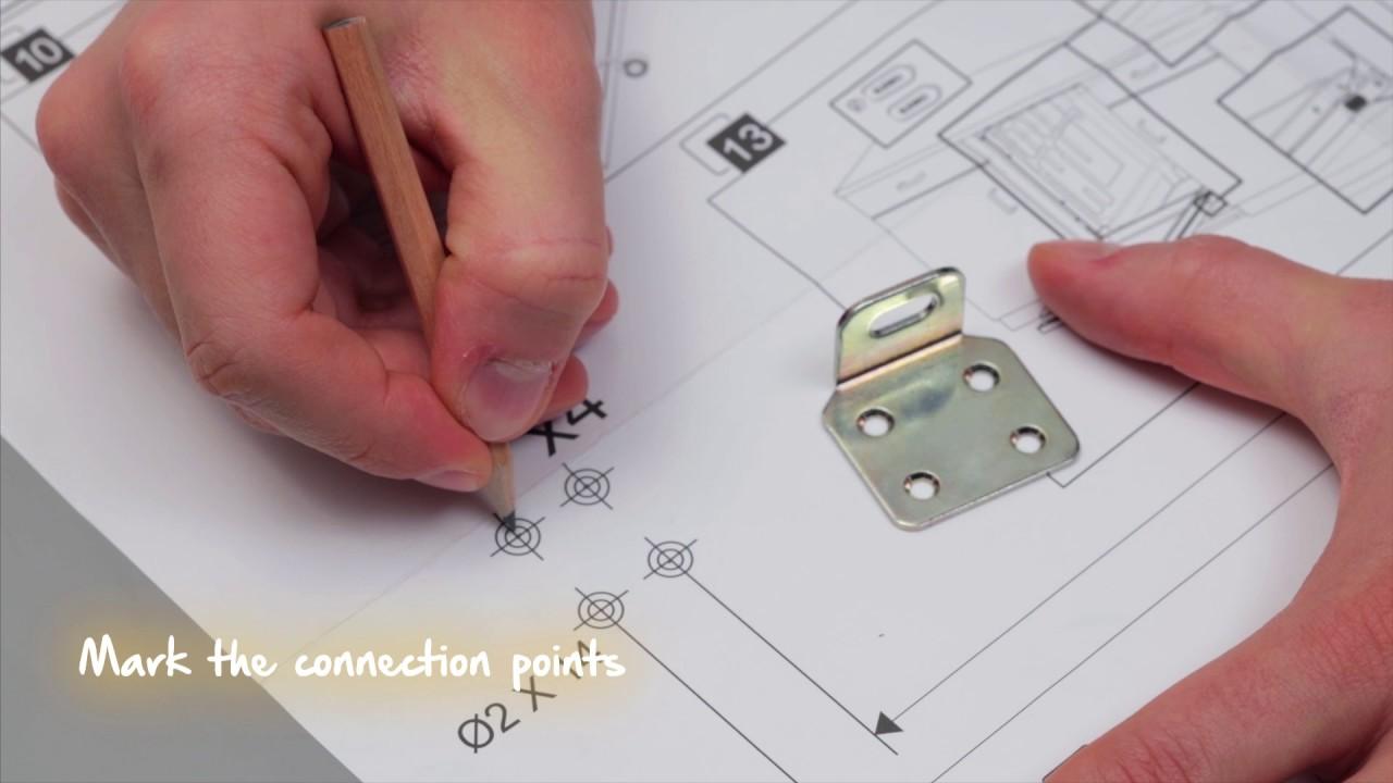 cum montezi usa pentru masina de spalat vase incorporabila youtube. Black Bedroom Furniture Sets. Home Design Ideas
