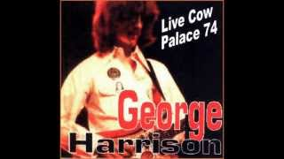 George Harrison While My Guitar Gently Weeps Live Cow Palace 1974