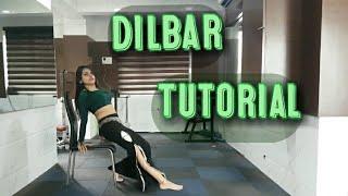 Dilbar | Tutorial | Belly Dance | Funk n Fusion Squad choreoghraphy