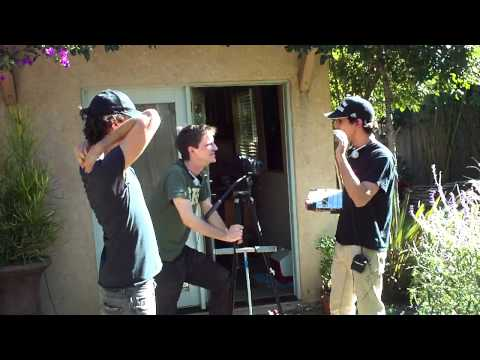 Behind the scenes of Chasing Eagle Rock