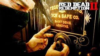 ОГРАБЛЕНИЕ БАНКА - RED DEAD REDEMPTION Прохождение #21