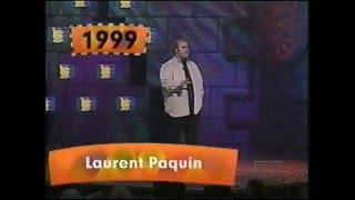 Laurent Paquin - Les pubs nous prennent pour des caves (1999)