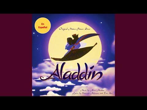 Aladdín - Un Mundo Ideal (Demián Bichir y Analy)