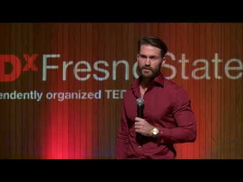 The Stigma of Addiction | Tony Hoffman | TEDxFresnoState - YouTube