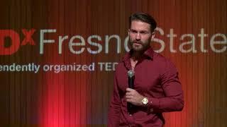 The Stigma Of Addiction | Tony Hoffman | Tedxfresnostate