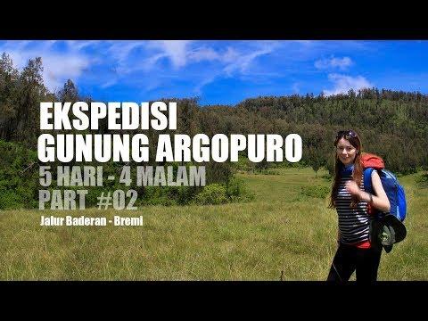 Pendakian Gunung Argopuro Ekspedisi 5 Hari 4 Malam Part 1