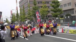 2015年10月10日(土)撮影 安濃津よさこい2015.