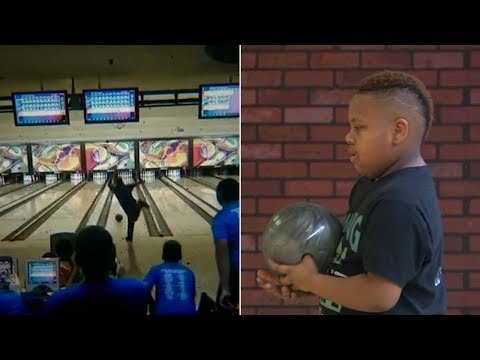 10-year-old New Jersey boy becomes 2nd-youngest to bowl perfect game