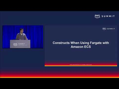 AWS Summit SF 2018: Containerized App Development with AWS Fargate (SRV314)