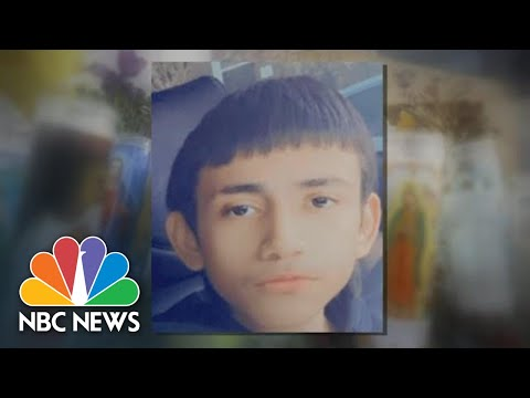 Body Cam Footage Released In Fatal Police Shooting Of 13-Year-Old Adam Toledo   NBC Nightly News