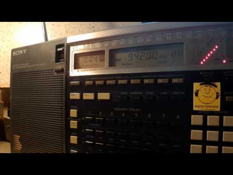 08 08 2016 Voice of Greece in Spanish to WeEu 1004 on 9420 Avlis tx#3