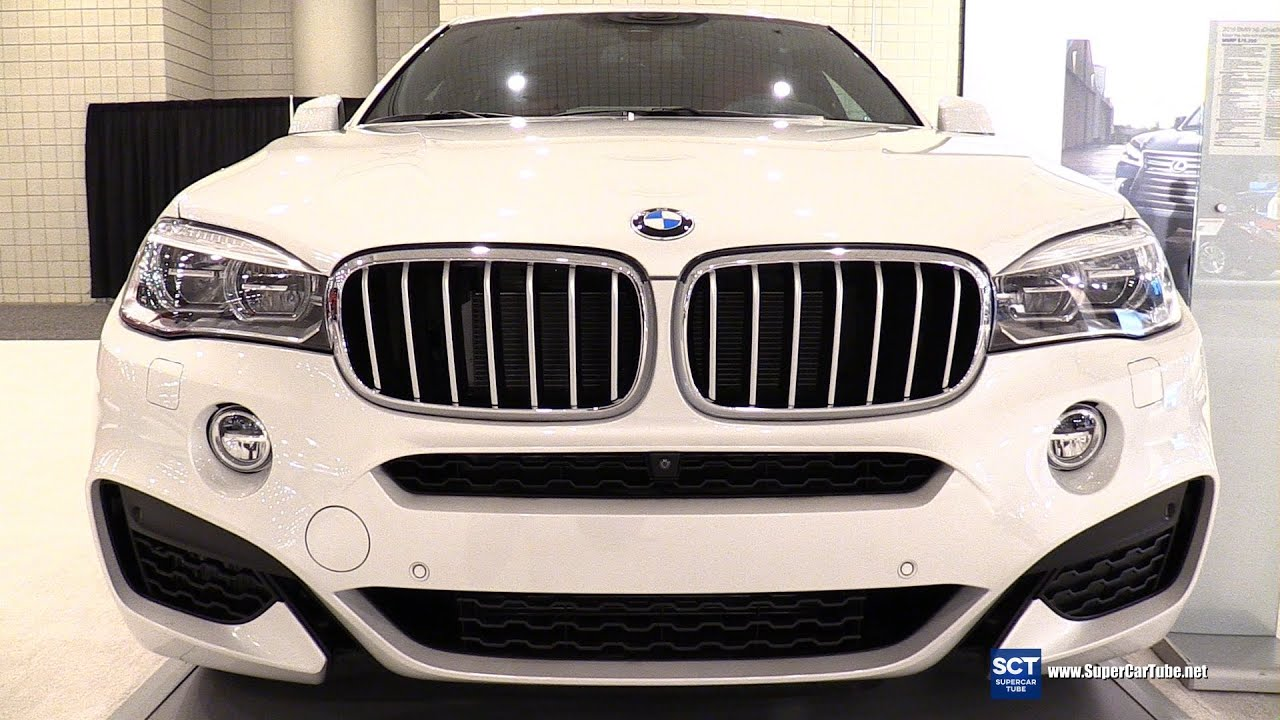 2016 bmw x6 xdrive50i exterior and interior walkaround 2016 new york auto show youtube. Black Bedroom Furniture Sets. Home Design Ideas
