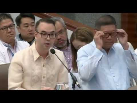 House speaker Cayetano defends budget allocation for SEA Games