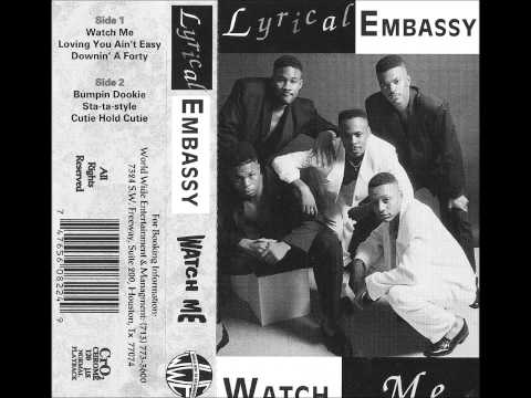 Lyrical Embassy - Watch Me [1992][Houston,Tx][Tape Rip]