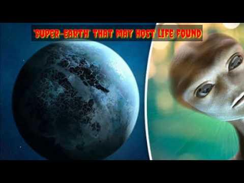 'Super Earth' k2-18b that may host alien life identified