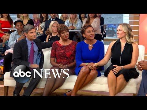 Robin Roberts' impact on the bone marrow transplant community