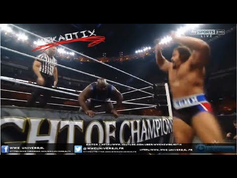 Night Of Champions 2014 - Highlights [HD]