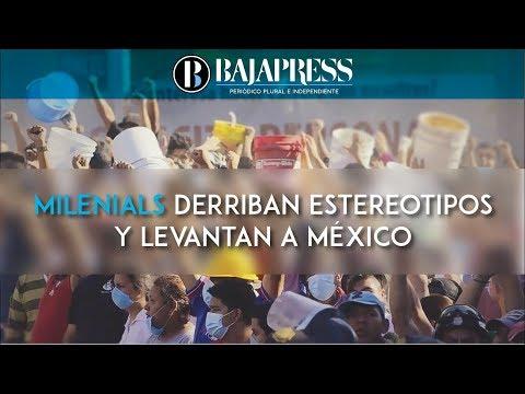 Millenials , un símbolo de cambio para México