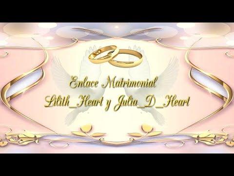 PUEBLO SECRETO   CHAT 3D   BODA Lilith Heart Y Julia D Heart