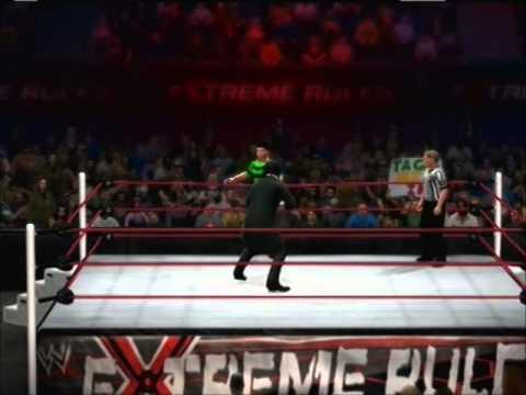 VGWF Extreme Rules