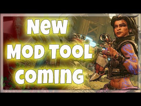 Borderlands 3 - Finally Mods Dropping On B.L.3 (Max Skill Points / Infinite Space)