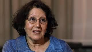 لقاء مع نوال نصر الله بمناسبة الدورة 2018 لجائزة الشيخ حمد للترجمة والتفاهم الدولي