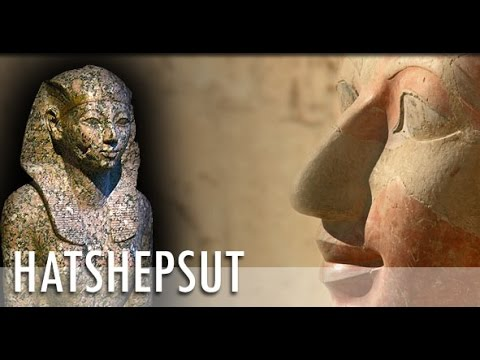 HATSHEPSUT - The Queen Who Would Be King (AMAZING ANCIENT EGYPT HISTORY DOCUMENTARY)