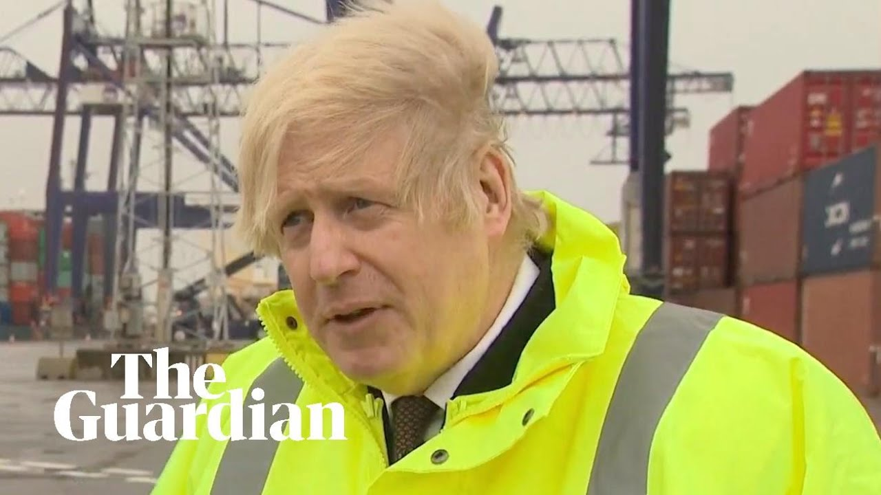 Northern Ireland Brexit issues solved with 'goodwill' and 'common sense', says Johnson