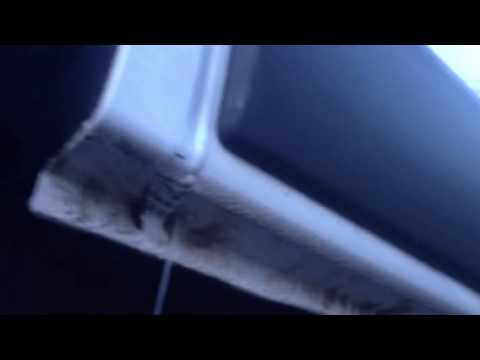 Renault Trafic Vauxhall Vivaro Water Sloshing Door