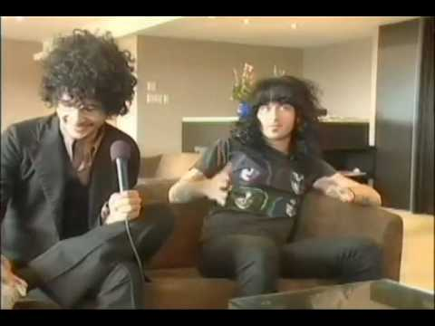 On The Verge ~ Interview with The Mars Volta