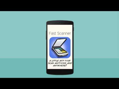 Fast Scanner App