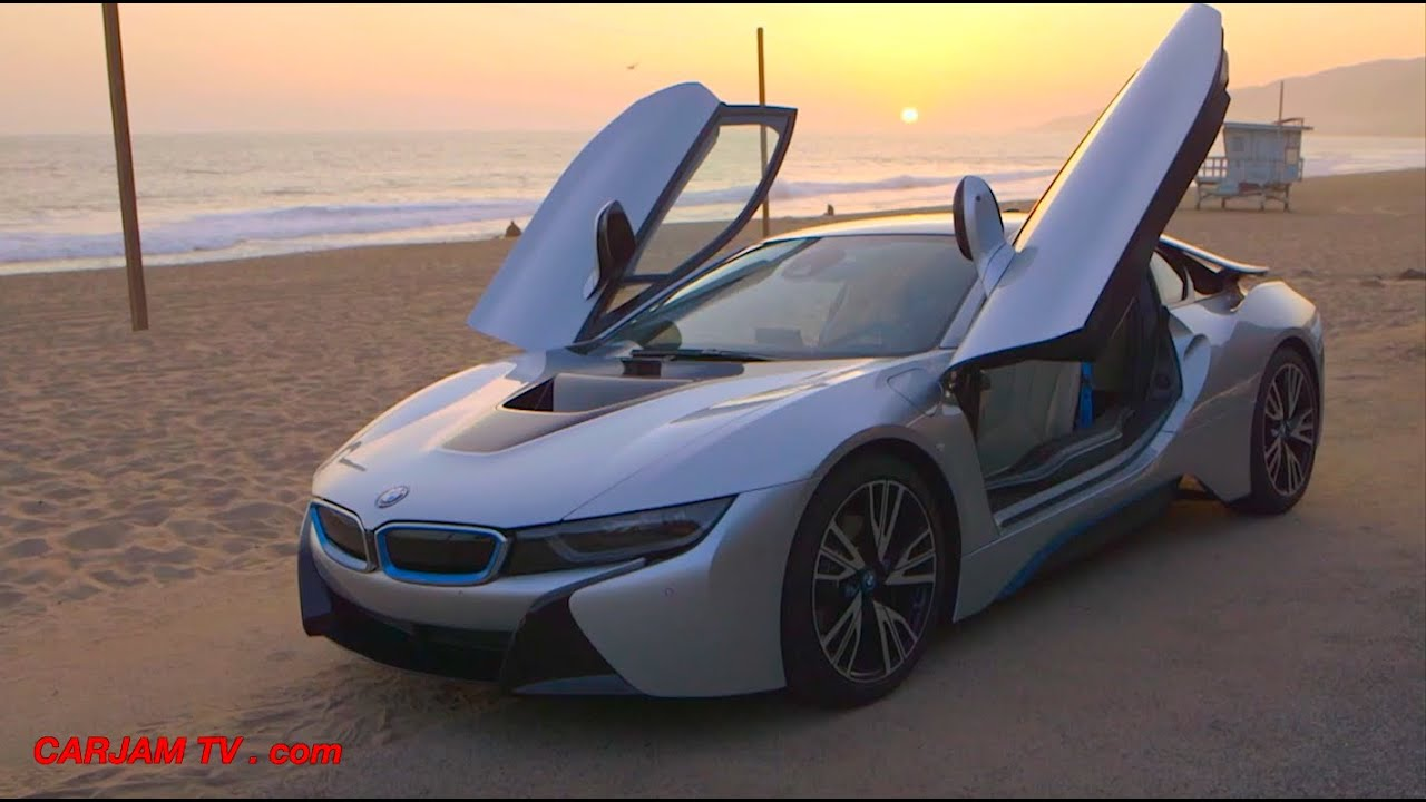 Bmw i8 review 2015 roadtrip around la old school meets new age bmw bmw i8 review 2015 roadtrip around la old school meets new age bmw i8 commercial carjam tv hd sciox Image collections