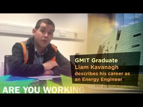 Energy Engineering GA673 - Galway Mayo Institute of Technology - GMIT