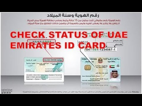 How To Check Your Emirates Card Status Online?