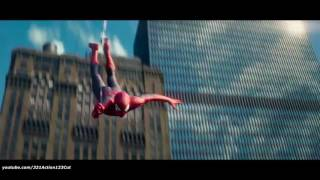 The amazing spider man 2 alicia keys-it s on again (music video)