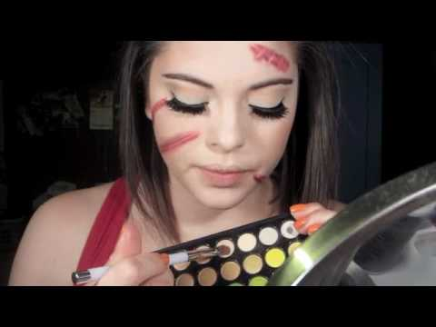 Halloween Party) Watch me get Chucky-fied ! - YouTube