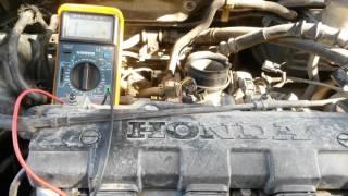 طريقه فحص tps سبب خمول ضعف المحرك