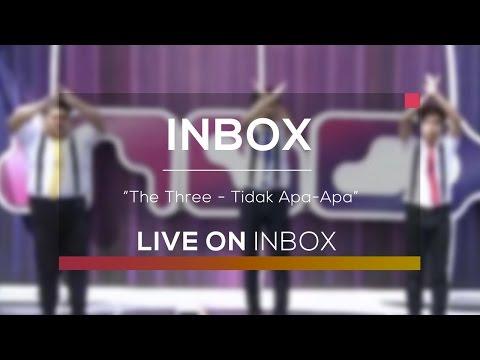 The Three - Tidak Apa Apa (Live On Inbox)