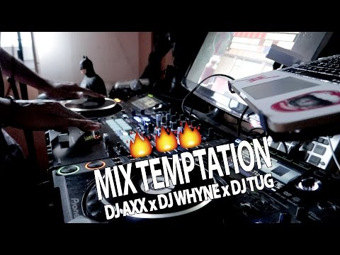Dans les coulisses - Mix Temptation sur LBS Radio (VLOG 1)