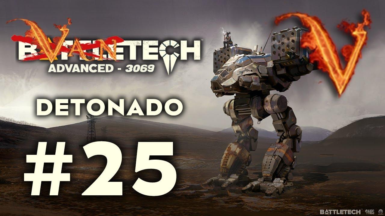 Battletech - Detonado S2 - #25 Demolisher